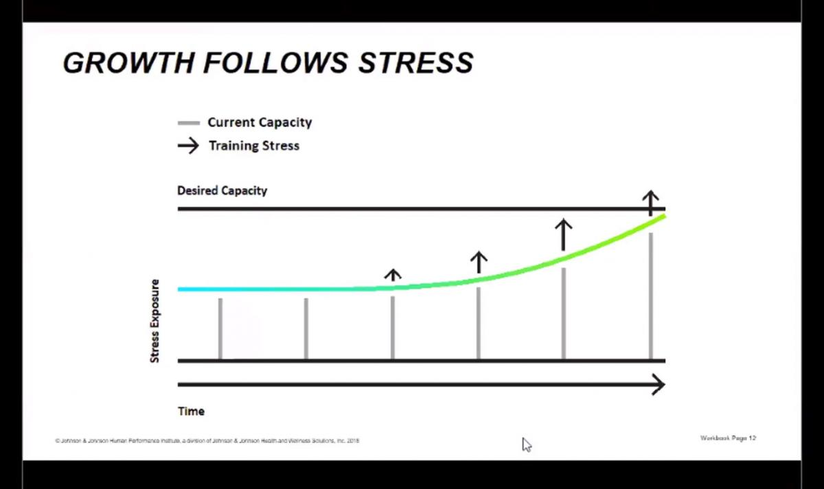 growth-stress graphic